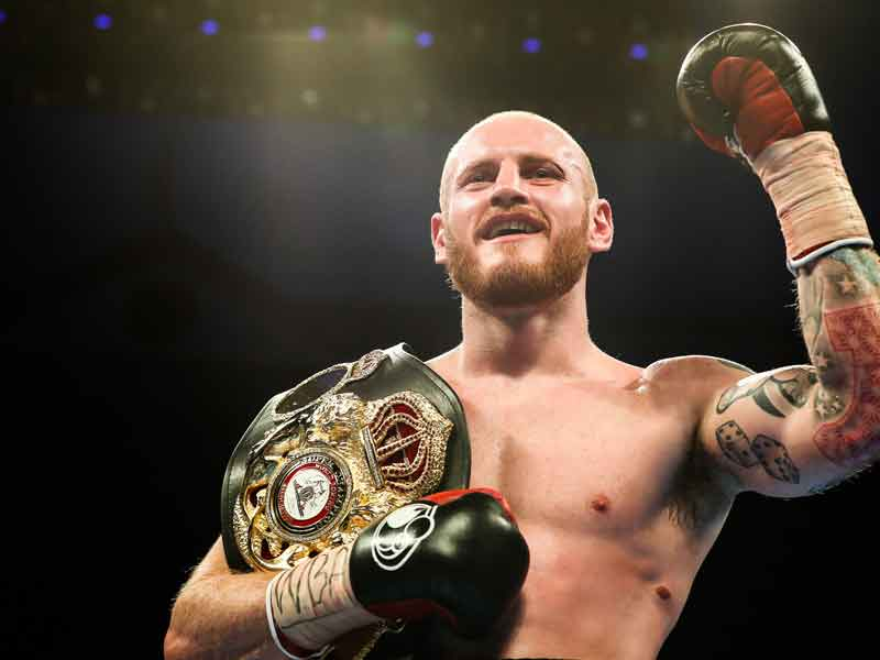 George Groves Victorious