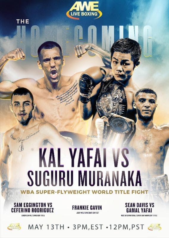 Yafai-Muranka Poster
