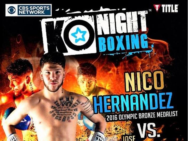 Nico Hernandez vs. Jose Rodriguez