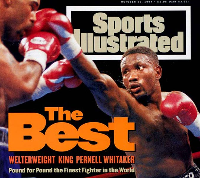 Pernell Whitaker Sports Illustrated