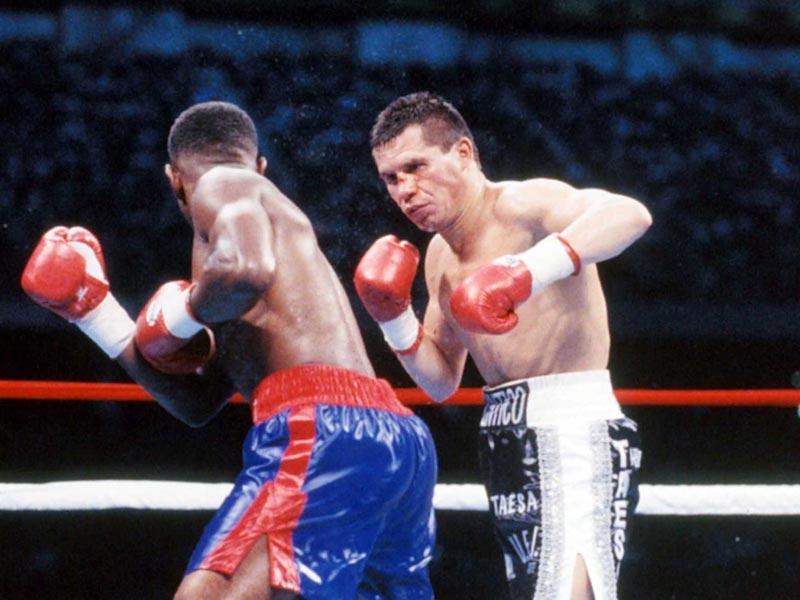 Pernell Whitaker vs. Julio Cesar Chavez