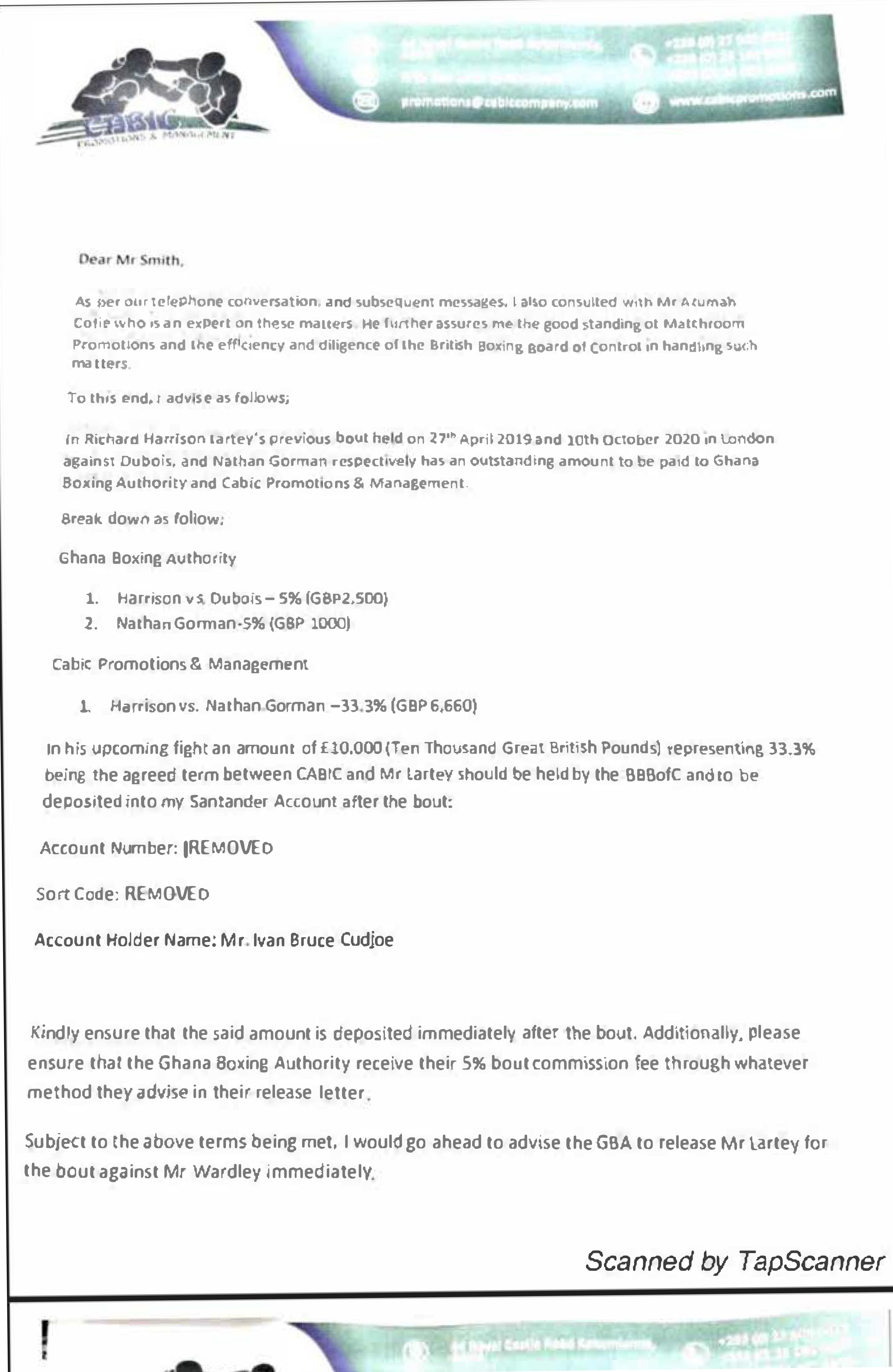 Cabic-Promotions-Letter
